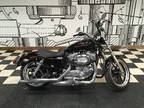 2011 Harley-Davidson® XL883L Sportster® 883 SuperLow™