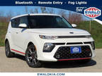2020 Kia Soul White, new