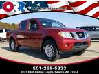 2019 Nissan frontier Red