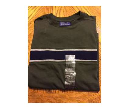 Boy's Brand New Long Sleeve Shirt is a Blue, Green, White Shirts & Tops for Sale in Wescosville PA