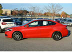 2016 Red Dodge Dart