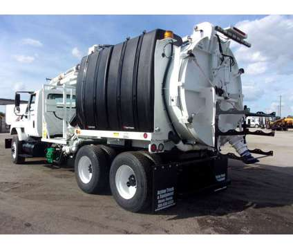 2009 International 7500 Super Products Camel VACUUM/JETTER COMBO is a 2009 Other Commercial Truck in Miami FL