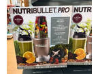 Nutri Bullet Pro 900 Blender New In The Box 100% - Free