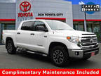 2016 Toyota Tundra White, 52K miles