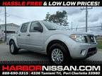 2016 Nissan frontier Silver, 37K miles