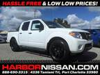 2019 Nissan frontier White, new