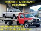 Tow Truck Service and Roadside Assistance