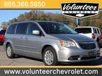 2016 Chrysler town & country Silver, 85K miles