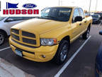 2005 Dodge Ram 1500 Yellow, 154K miles