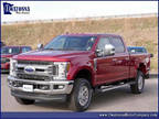 2019 Ford F-250 Red, 40 miles