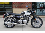 2018 Triumph Bonneville T120 Competition Green T120
