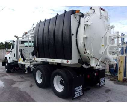 2007 International 7500 Super Products Camel VACUUM/JETTER COMBO is a 2007 Other Commercial Truck in Miami FL