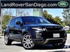 2016 Land Rover Range Rover Evoque SE AWD SE 4dr SUV