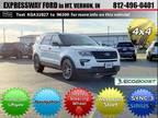 2019 Ford Explorer Silver|White, 33K miles