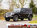 2017 Jeep Wrangler Unlimited Sahara - Max Tow Package