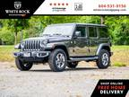 2020 Jeep Wrangler Unlimited Sahara - Android Auto