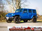 2015 Jeep Wrangler Unlimited SAHARA - Cruise Control