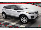 2016 Baltoro Ice Metallic Land Rover Range Rover Evoque