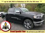 2019 RAM 1500 Black, new