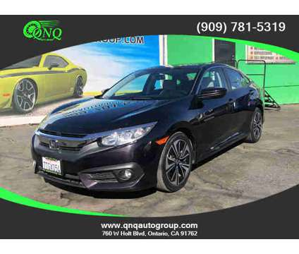 2016 Honda Civic for sale is a Purple 2016 Honda Civic Car for Sale in Ontario CA