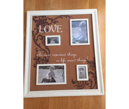 Picture Wall Decor on Cork is a Home Decors for Sale in Wescosville PA