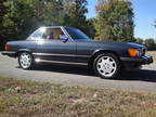 1988 Anthracite Gray Mercedes-Benz 560