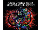 Adobe Creative Suite CS6 Master Collection for Windows (Full