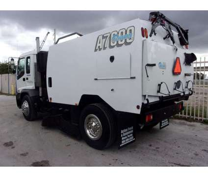 2007 GMC T7500 A7000 Schwarze Regenerative Air Street Sweeper A7 Tornado is a 2007 Other Commercial Truck in Miami FL