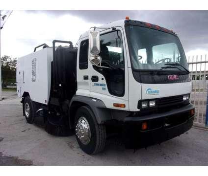 2007 GMC T7500 A7000 Schwarze Regenerative Air Street Sweeper A7 Tornado is a 2007 Other Commercial Truck in Miami FL