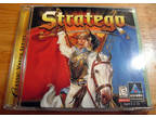 STRATEGO PC CD-ROM Game 1998 Hasbro Win95/98 CD