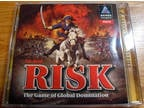 RISK Game of Global Domination PC CD-ROM Game 1997 Hasbro