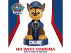 PAW Patrol Chase 1080p Wifi Security Camera Monitor Two-Way