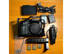Panasonic LUMIX GH4 (BODY ONLY) w/ V-LOG L & Small Rig Camera