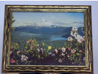 Mount Hood and Story By Robert Ormond Case Feb 1942 Gilted