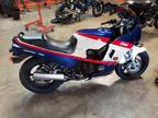 1986 Kawasaki NINJA 600R 600R