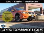 2013 Subaru XV Crosstrek Orange, 59K miles