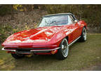 1965 Chevrolet Corvette Roadster Manual Original