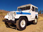 1964 Willys M38A1 1964 Kaiser Willys M38A1 Military Jeep 8K