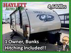 2019 Forest River Cherokee Grey Wolf 26DJSE 29ft