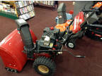 craftsman snow blower 9 HP 28in electric start LOCAL PICK UP