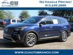 2017 Hyundai Santa Fe Blue, 31K miles