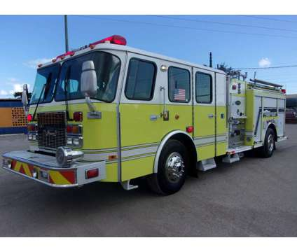 2003 E-One Cyclone II Fire Truck is a 2003 Harley-Davidson E Other Commercial Truck in Miami FL