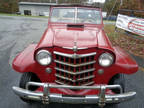1950 Willys JEEPSTER CONVERTIBLE 1950 Willys Jeepster