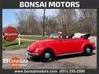 1972 Volkswagen Beetle Convertible Convertible