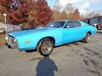 1973 Dodge Charger Mopar 1973 Dodge Charger Petty Blue/Barn