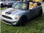 2009 MINI Cooper Convertible 2dr S