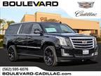 2018 Cadillac Escalade ESV 2WD 4dr Premium Luxury