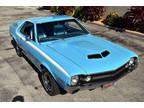 1970 AMC AMX Big Bad 390CI Coupe Blue Automatic