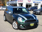 2011 MINI Cooper Clubman S 3 DR. COUPE FWD TURBO / NAVI / 6-SPD. MANUAL