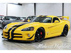 2009 Dodge Viper SRT-10 Coupe Clean Carfax! Factory Aero Package! COUPE 2-DR